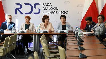 Rozmowy w Centrum Dialogu