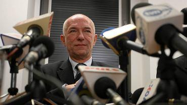Zbigniew Ćwiąkalski, b. minister sprawiedliwości w rządzie PO