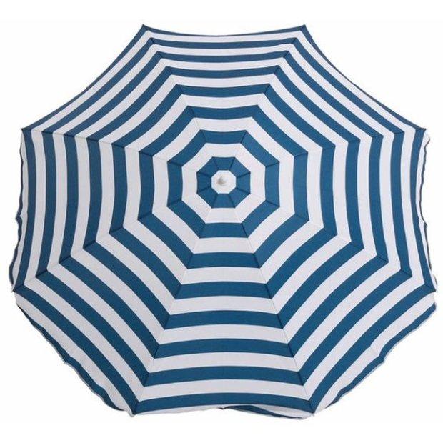 Parasol plażowy, cena: 29,99 zł / fot. OBI
