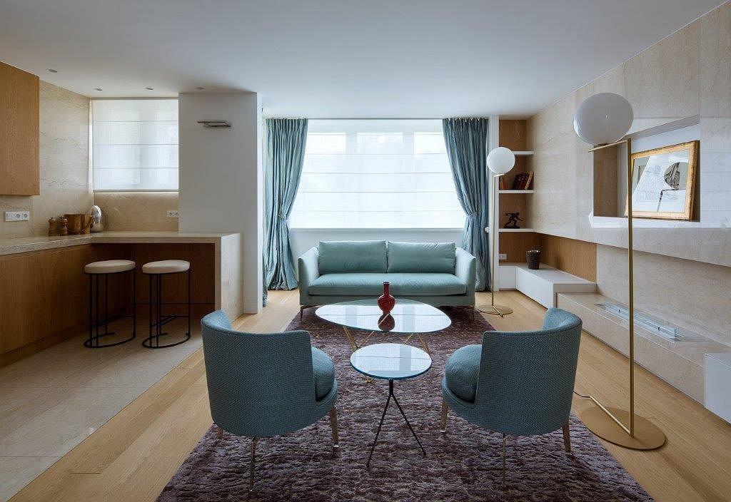Eleganckie mieszkanie na Mokotowie