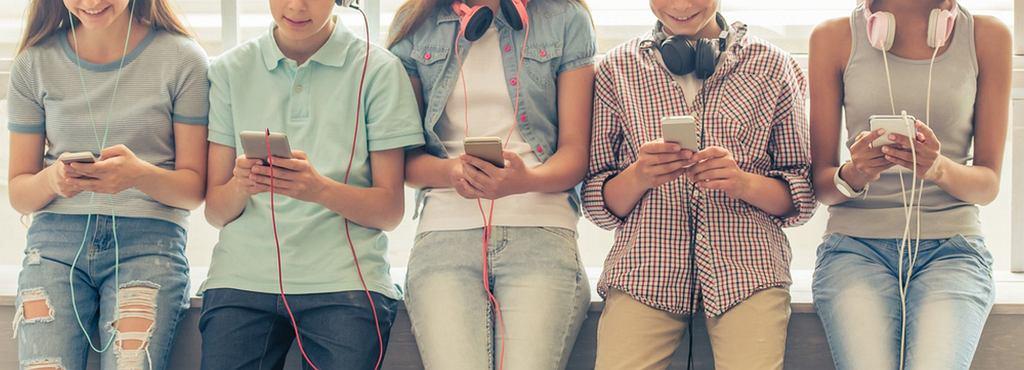 Internet najczęściej wykorzystywany jest do konsumowania treści, a nie do ich tworzenia