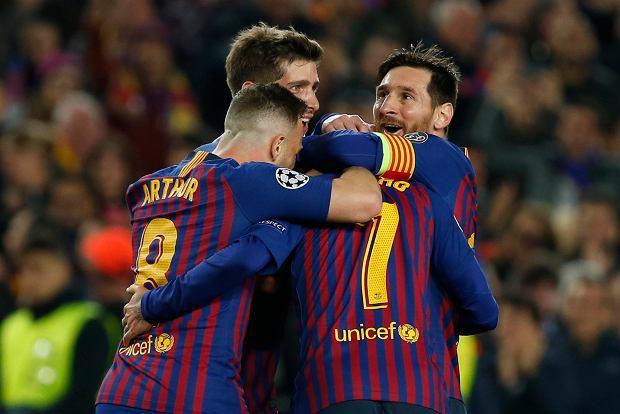 f3a28c213 ... barcelona w lidze mistrzów. Dawid Szymczak. FC Barcelona ma wielu  bohaterów, ale tylko jednego króla. Mistrzostwo Hiszpanii nie wystarczy