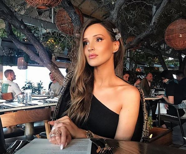 Marina Łuczenko-Szczęsna w Los Angeles. Jej forma w bikini robi wrażenie
