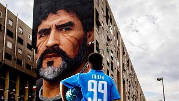 Diego Maradona w Napoli