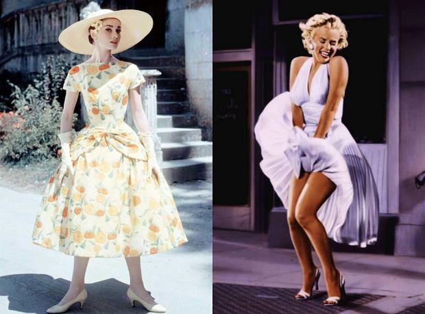 Sukienki lata 50.