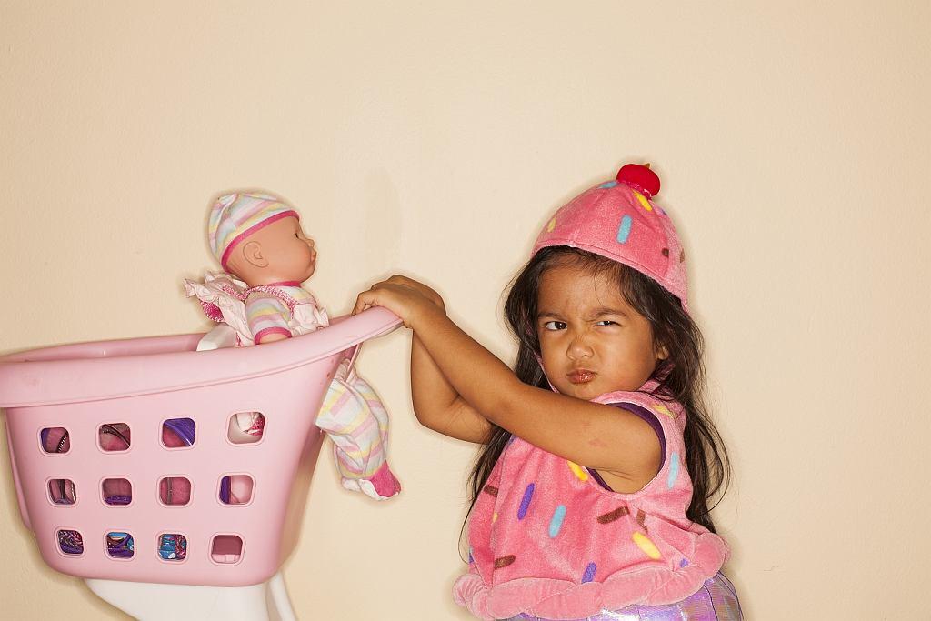 Dlaczego dzieci nie chcą się dzielić zabawkami?