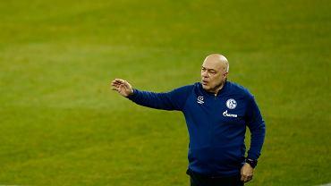 Chaos w Schalke. Kolejny trener zwolniony. Już czwarty w tym sezonie