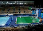Rio 2016. Igrali ze zdrowiem sportowców? Basen zamknięty