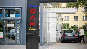 Po remoncie powstanie również bar w wersji 'drive'