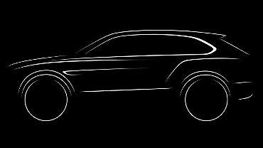Bentley SUV w 2016 roku