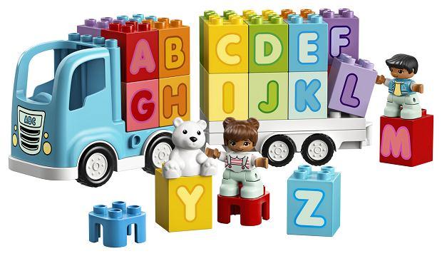 LEGO DUPLO - połączenie zabawy z nauką
