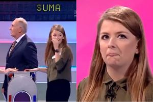 'Familiada', screen z programu