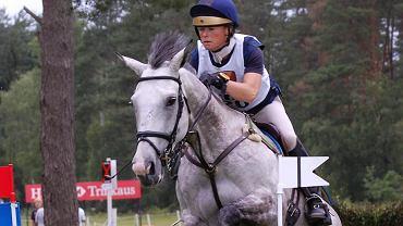 W pożarze na A1 zginął koń srebrnej medalistki olimpijskiej ze Szwecji