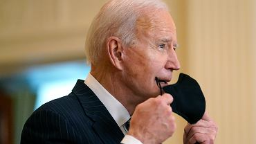 Joe Biden nie żałuje, że nazwał Władimira Putina 'zabójcą'. Putin: Kto się przezywa, tak sam się nazywa