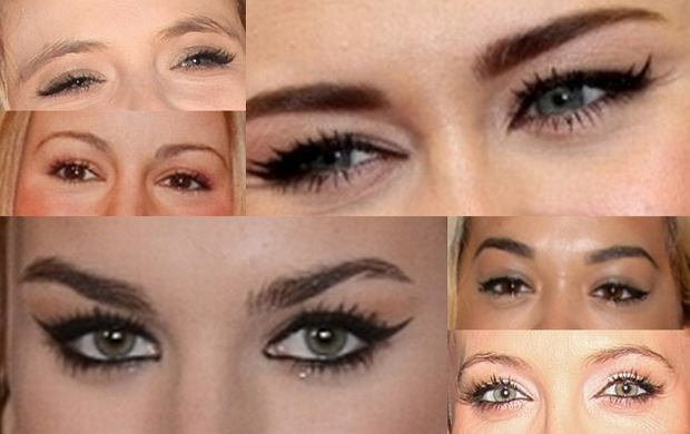 czyje to oczy