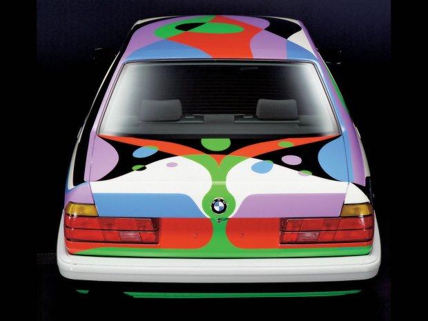 BMW 730i Art Car