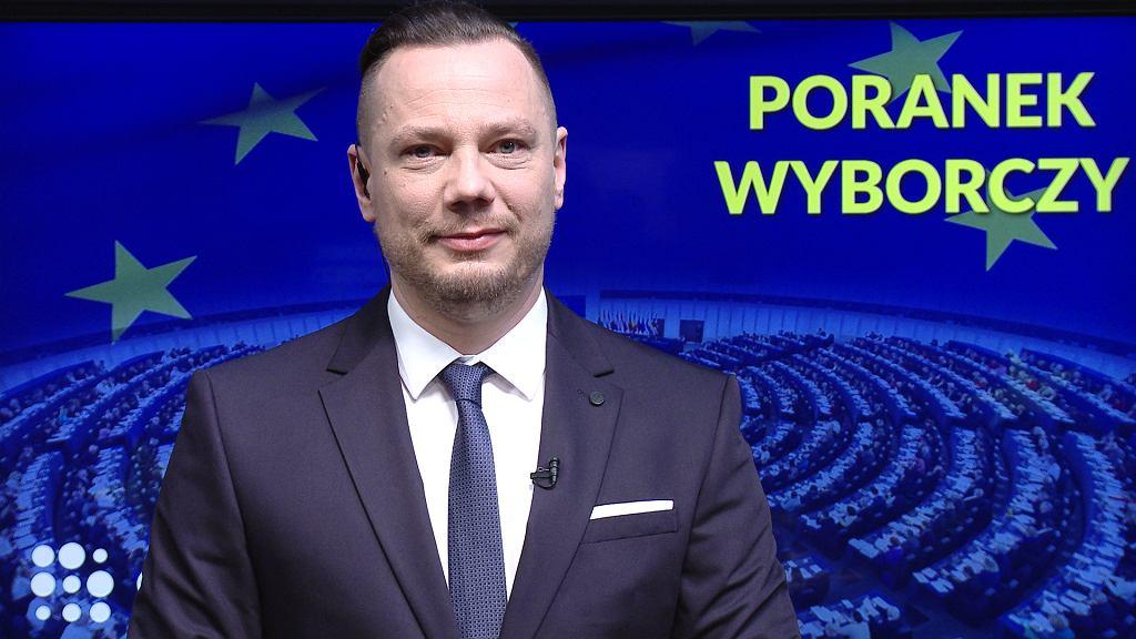 Poranek wyborczy w Gazeta.pl - prowadzi Piotr Maślak