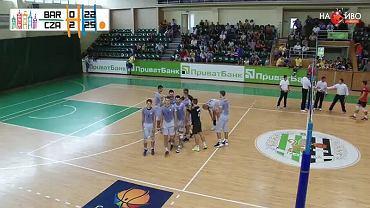 Sparing, Kazhany Barkom Lwów - Cerrad Czarni Radom 0:3