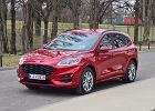 Opinie Moto.pl: Ford Kuga Hybrid - wystarczą dwa pytania