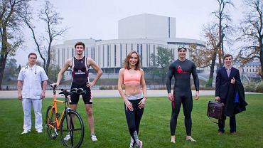 Bydgoszcz Triathlon rozpocznie się w niedzielę o godz. 10 przed Halą Łuczniczka