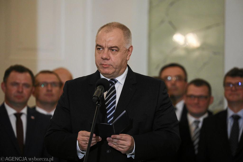 Jacek Sasin o jesiennych wyborach: Przeciwnik jest trudny i bardzo mocny