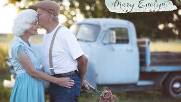 Państwo Emore są małżeństwem od 57 lat i wciąż potrafią okazywać sobie miłość.