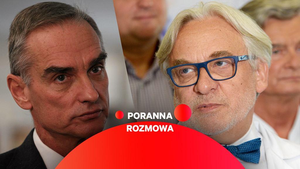 Jan Maria Jackowski gościem Porannej rozmowy Gazeta.pl