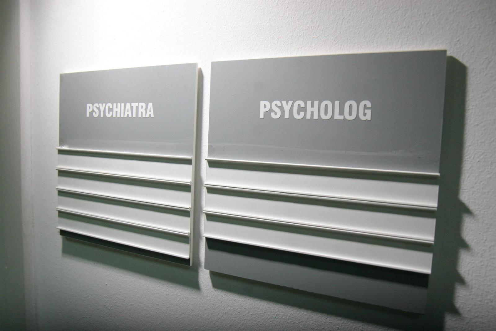 Chorobę psychiczną można traktować tak jak złamaną nogę czy grypę (fot: Wojciech Surdziel/ Agencja Gazeta)
