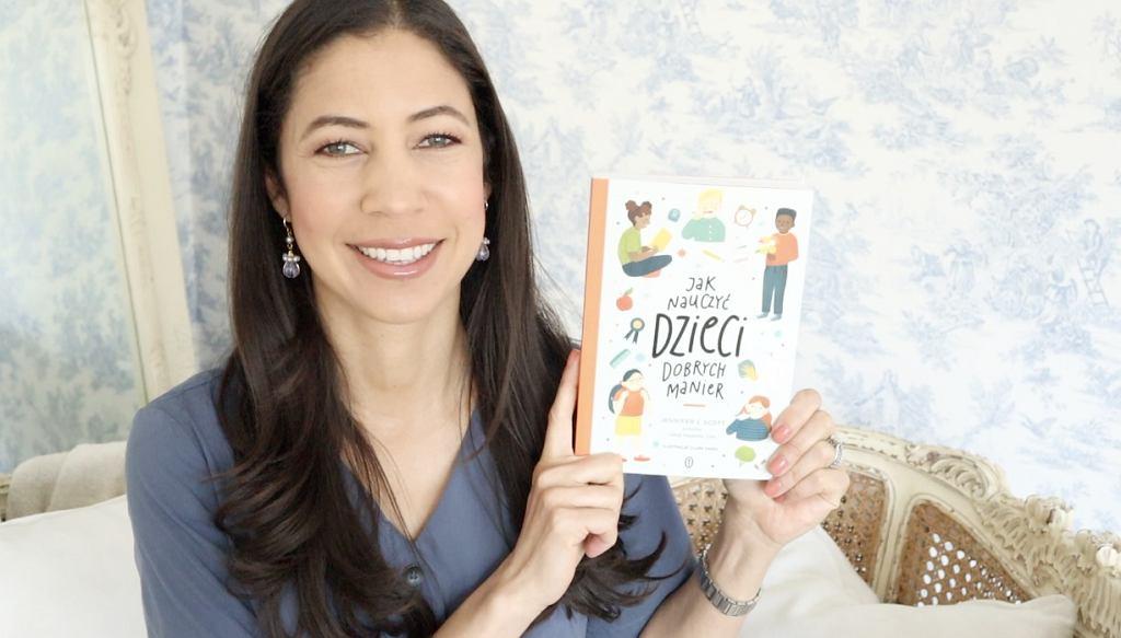 Jennifer L. Scott - autorka książki 'Jak nauczyć dzieci dobrych manier'