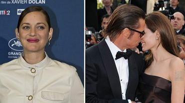 Marion Cotillard, Brad Pitt, Angelina Jolie