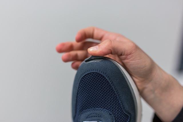 Sklejanie butów