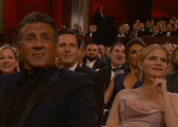 Sylvester Stallone - zawiedziony?