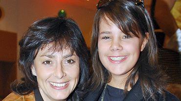 Anna Korcz z córką