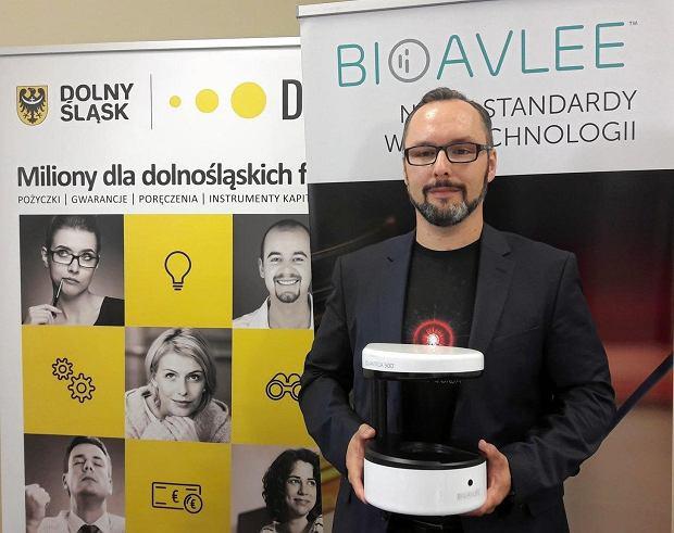 Michał Wronecki, prezes Bioavlee