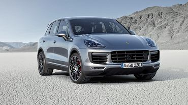 Porsche Cayenne po faceliftingu