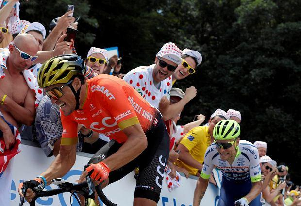 Kolarz CCC wygrał wyścig dookoła Flandrii! Byli wyczerpani po wirtualnej rywalizacji