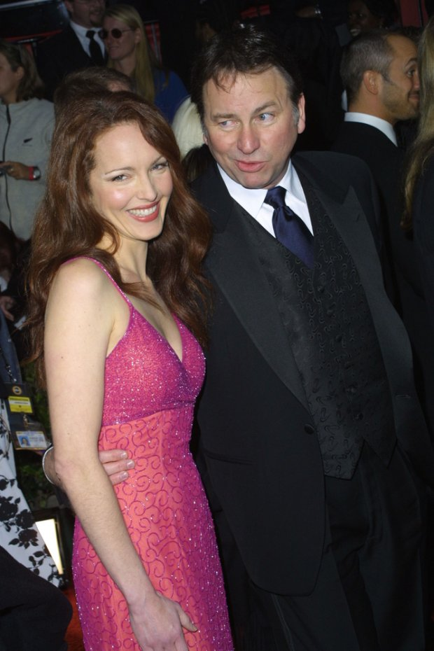 Amy Yasbeck i John Ritter