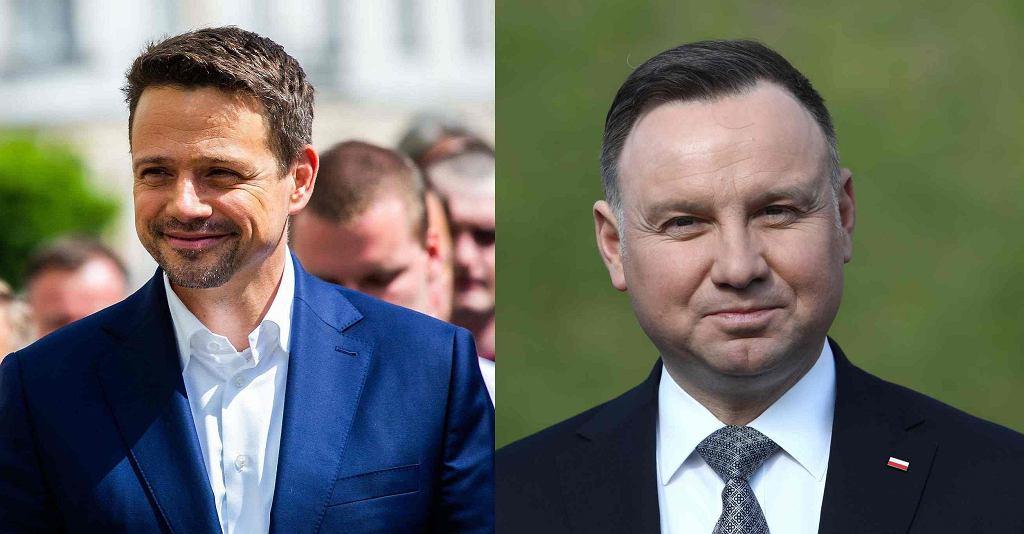 Wybory prezydenckie 2020. Po przegranej pierwszej turze, w drugiej Rafał Trzaskowski na Opolszczyźnie otrzymał 52,64 proc. poparcia.