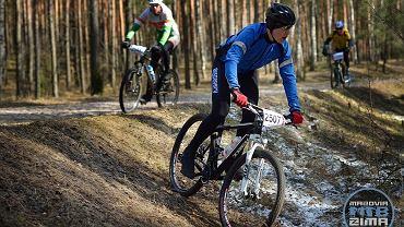 Finał Cyklu Mazovia MTB Zimą w Długosiodle