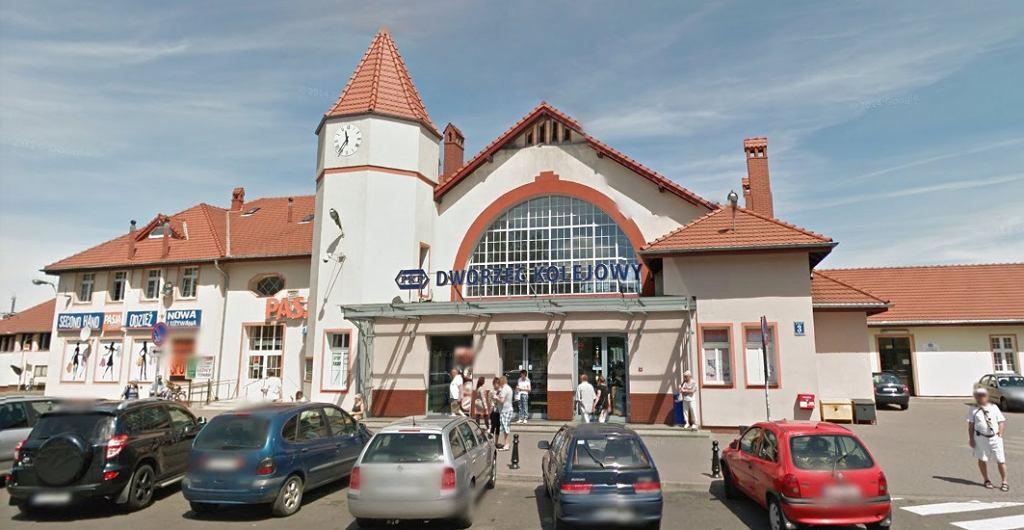 Dworzec w Kołobrzegu