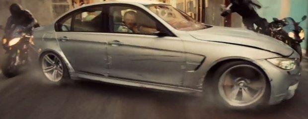Mission: Impossible Rogue Nation | BMW M3 w jednej z głównych ról