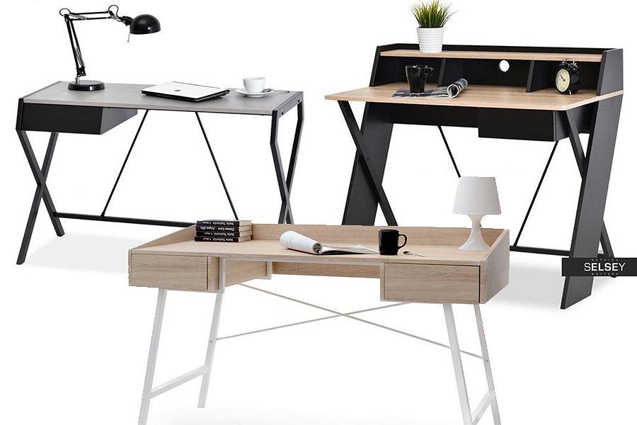 Designerskie, ergonomiczne i praktyczne - biurka dla graczy