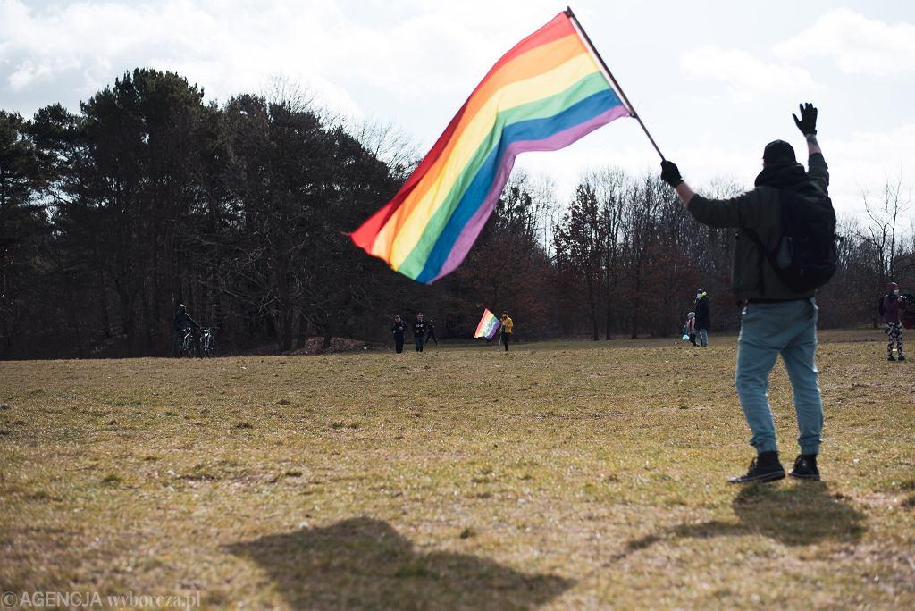 Gdański Bieg Równości w geście solidarności z osobami LGBT (zdjęcie ilustracyjne)