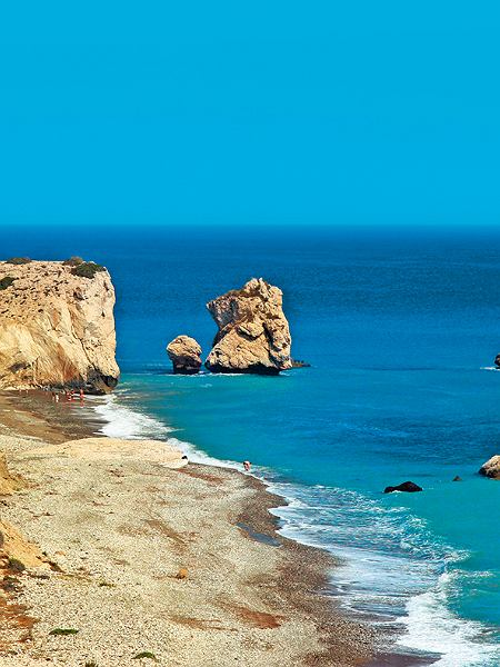 Najpiękniejsze plaże i zabytki