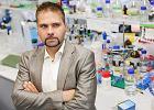 Naukowcy UJ opracowali substancję hamującą zakażenie koronawirusem