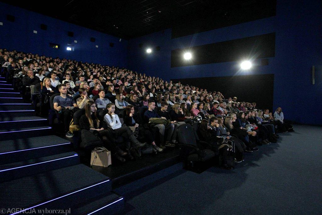 Kielce, kino Helios