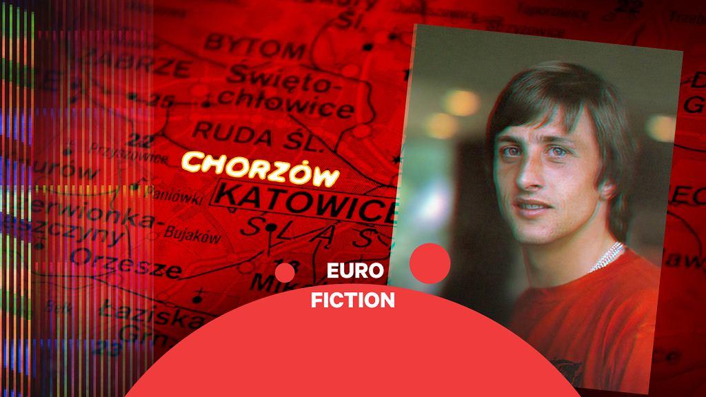 Johan Cruyff nie pograł sobie w Chorzowie