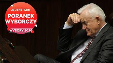 Leszek Miller w Poranku Wyborczym