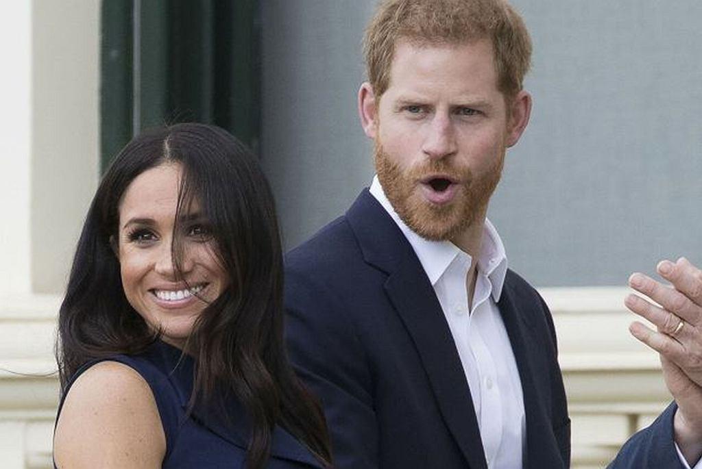 Jakie znaczenie mają imiona córki Meghan Markle i Harry'ego?