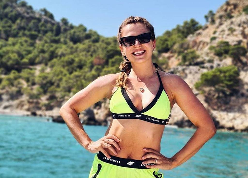 Anna Lewandowska - przepisy na owoce morza